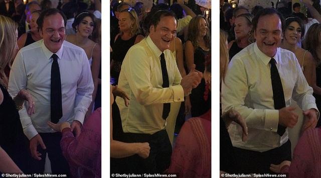 Đạo diễn quái kiệt Quentin Tarantino cưới vợ lần đầu ở tuổi 55 - 13