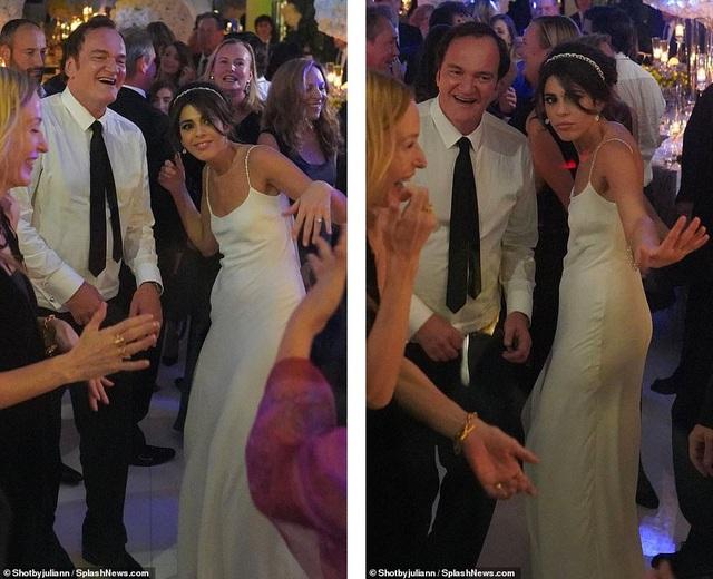 Đạo diễn quái kiệt Quentin Tarantino cưới vợ lần đầu ở tuổi 55 - 12