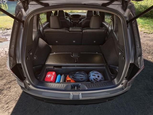 Honda Passport lách khe hẹp trên thị trường SUV - 11