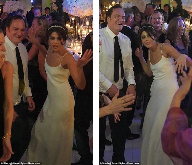 Đạo diễn quái kiệt Quentin Tarantino cưới vợ lần đầu ở tuổi 55 - 11