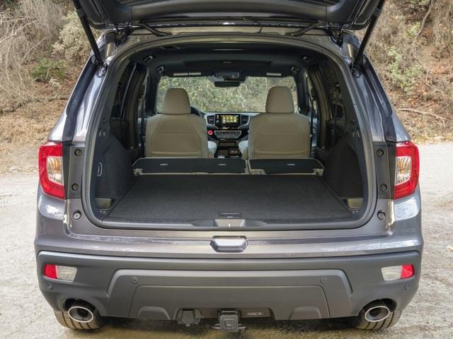 Honda Passport lách khe hẹp trên thị trường SUV - 10