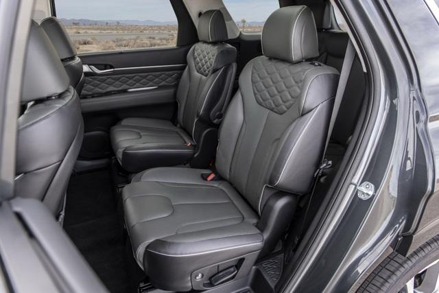 Hyundai Palisade sẵn sàng cho cuộc chiến với Toyota Highlander và Ford Explorer - 20