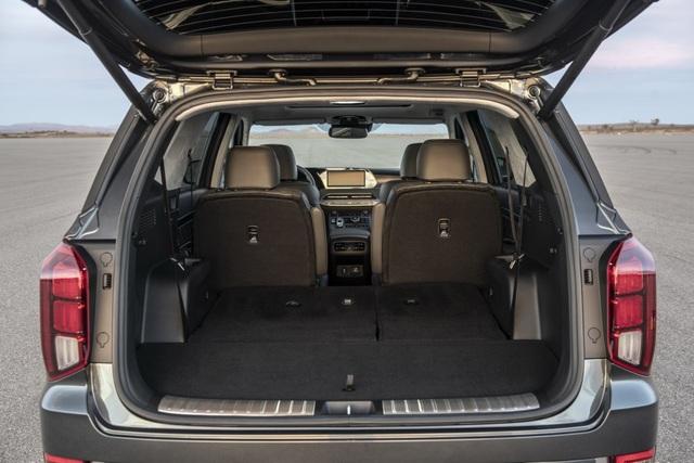 Hyundai Palisade sẵn sàng cho cuộc chiến với Toyota Highlander và Ford Explorer - 12