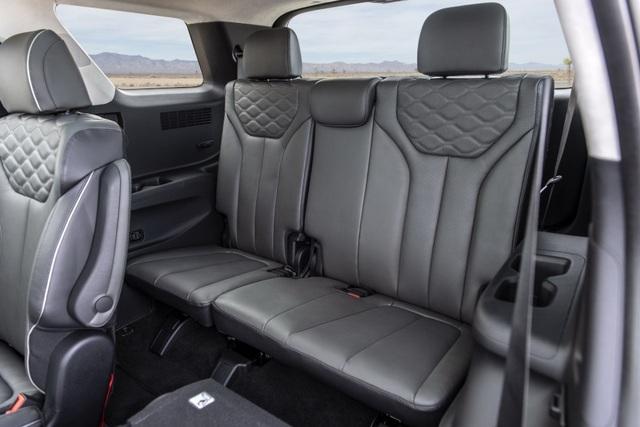 Hyundai Palisade sẵn sàng cho cuộc chiến với Toyota Highlander và Ford Explorer - 21
