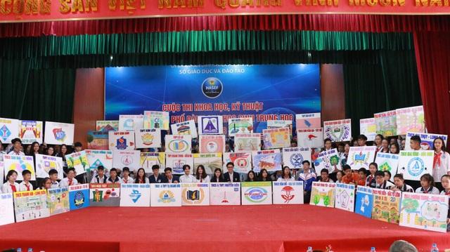 57 trường gồm THCS và THPT trên địa bàn Thủ đô tham dự cuộc thi năm nay.