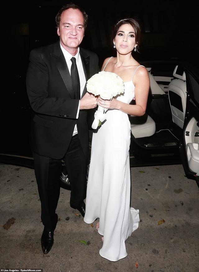 Sau lễ đính hôn tổ chức hồi năm ngoái, sang năm nay, cặp đôi chính thức làm lễ cưới.