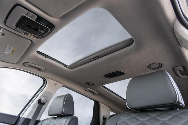 Hyundai Palisade sẵn sàng cho cuộc chiến với Toyota Highlander và Ford Explorer - 14
