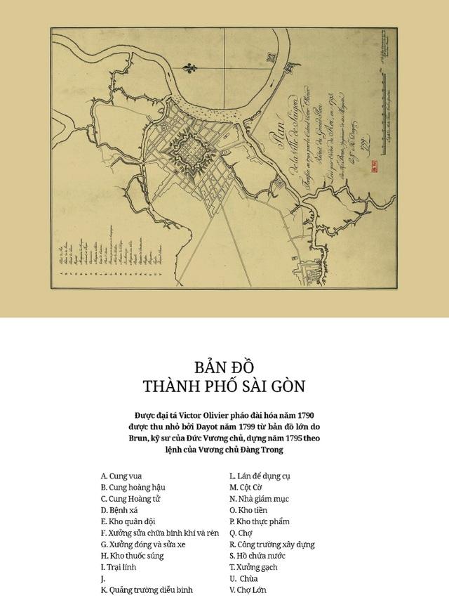 Sự thay đổi của TPHCM trong 320 năm qua những tấm bản đồ cổ - 1