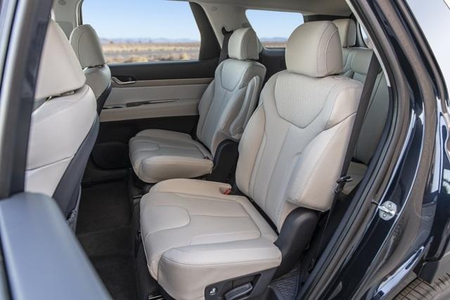 Hyundai Palisade sẵn sàng cho cuộc chiến với Toyota Highlander và Ford Explorer - 26