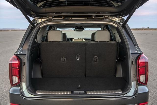 Hyundai Palisade sẵn sàng cho cuộc chiến với Toyota Highlander và Ford Explorer - 11