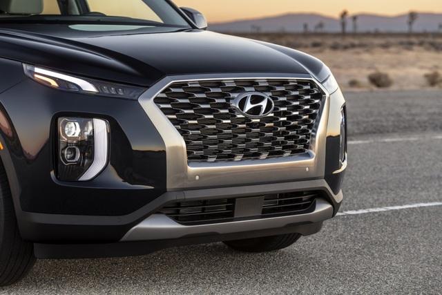 Hyundai Palisade sẵn sàng cho cuộc chiến với Toyota Highlander và Ford Explorer - 6