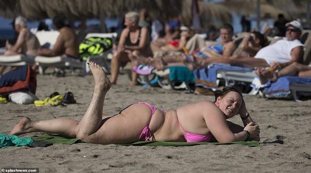 Chanelle từng nói cô muốn giảm cân để cảm thấy vui vẻ và khỏe mạnh mạnh hơn
