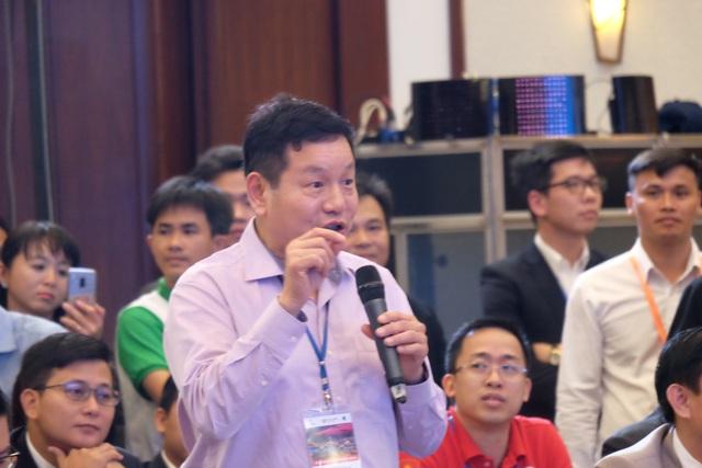 Nhiều ý tưởng tạo sự đột phá cho khởi nghiệp sáng tạo Việt Nam như hình thành một sàn chứng khoán cho các start up khu vực Đông Nam Á tại Việt Nam