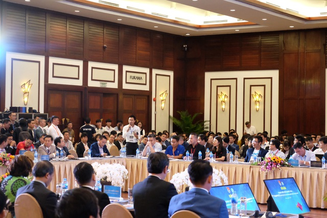 Diễn đàn tập trung nhiều ý kiến đóng góp xoay quanh chủ đề Tìm giải pháp đột phá cho khởi nghiệp sáng tạo Việt Nam