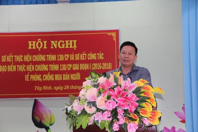 Ông Nguyễn Thanh Ngọc - Phó Chủ tịch UBND tỉnh Tây Ninh, nhận định có thể số nạn nhân còn nhiều hơn so với thống kê