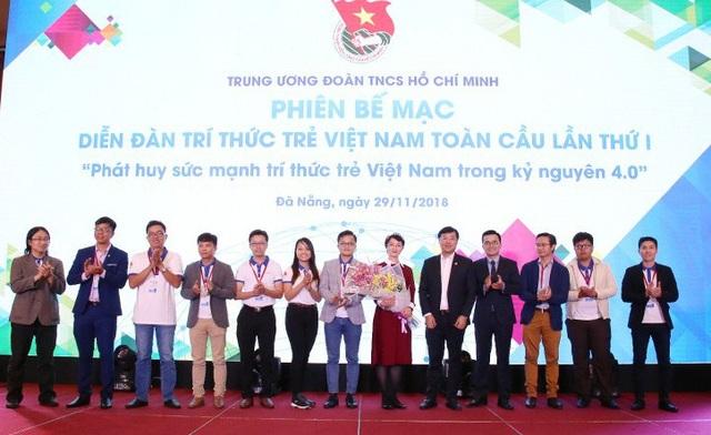 Ra mắt Mạng lưới Trí thức trẻ Việt Nam toàn cầu