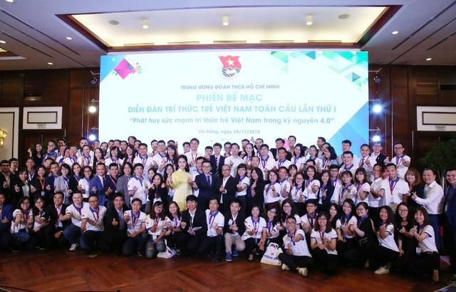 Gần 200 trí thức trẻ, nhà khoa học là thành viên của Mạng lưới Trí thức trẻ Việt Nam toàn cầu