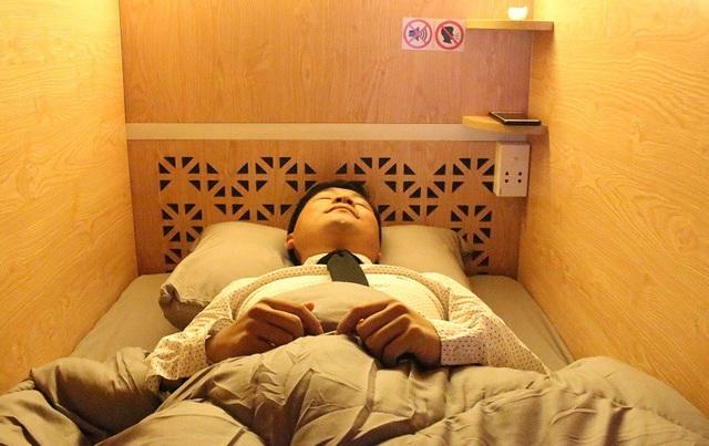 Giấc ngủ buổi trưa sẽ giúp nhân viên văn phòng có thêm sinh lực cho công việc