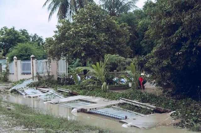 Ninh Thuận mất trắng hơn 200 tỷ đồng vì bão số 9 - 2