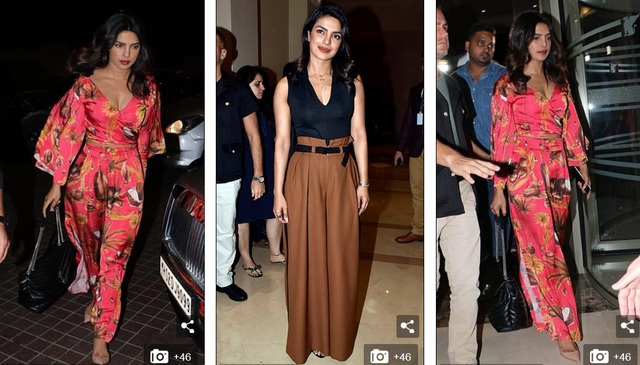 Priyanka Chopra hạnh phúc và xinh đẹp hơn từ khi hẹn hò với Nick Jonas