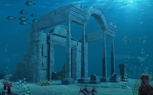 Thành phố trong huyền thoại Atlantis một lần nữa lại trở thành đề tài gây xôn xao trong giới khảo cổ học.