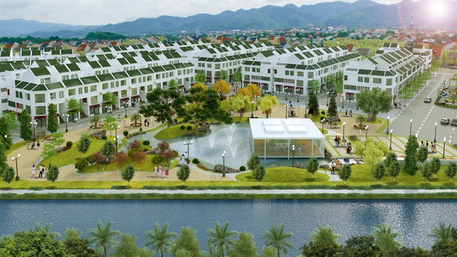 Dự án Zen Village, một dự án vượt trội ra mắt dịp cuối năm 2018