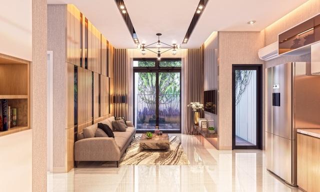 Mục sở thị căn hộ mẫu dự án Asiana Capella - 1