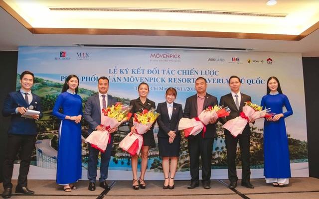 MIKHOME ký kết phân phối dự án Mövenpick Resort Waverly Phú Quốc - 2