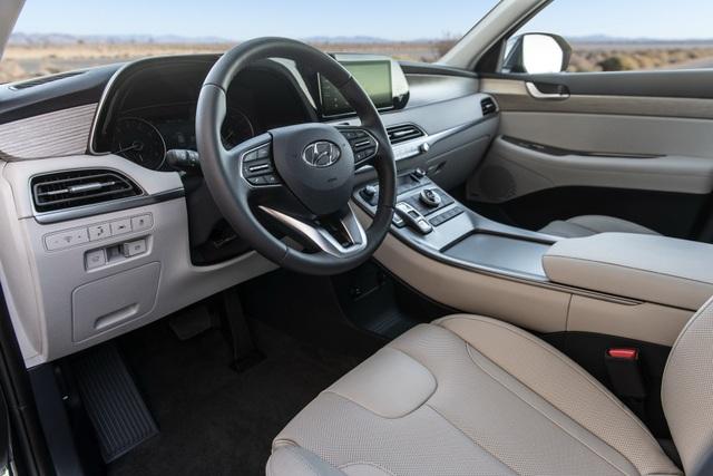 Hyundai Palisade sẵn sàng cho cuộc chiến với Toyota Highlander và Ford Explorer - 4