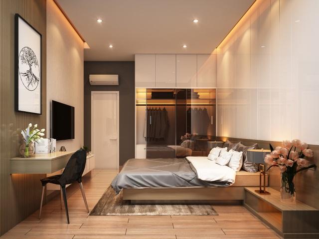 Mục sở thị căn hộ mẫu dự án Asiana Capella - 3