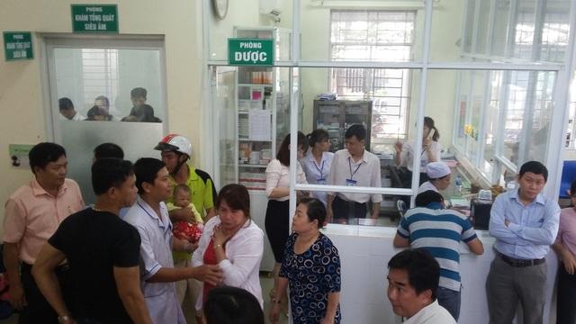 Sở Y tế cam kết ngoài chuyên môn sẽ đảm bảo cơ số thuốc phục vụ người bệnh