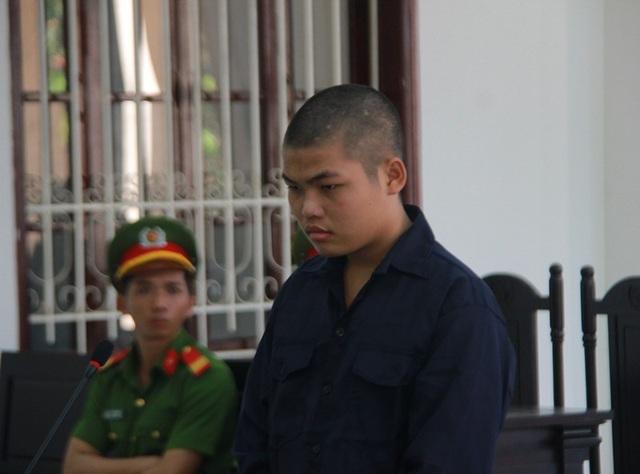 Phạm Tuấn Khanh tại phiên xét xử hôm nay