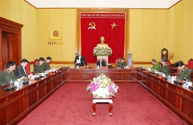 Thủ tướng Chính phủ Nguyễn Xuân Phúc phát biểu tại Hội nghị. Ảnh: Trí Dũng- TTXVN
