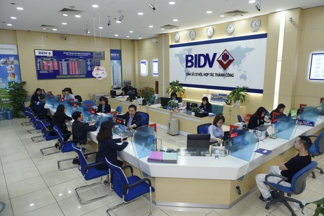 Moody's nâng hạng tín nhiệm cơ sở của BIDV - 1