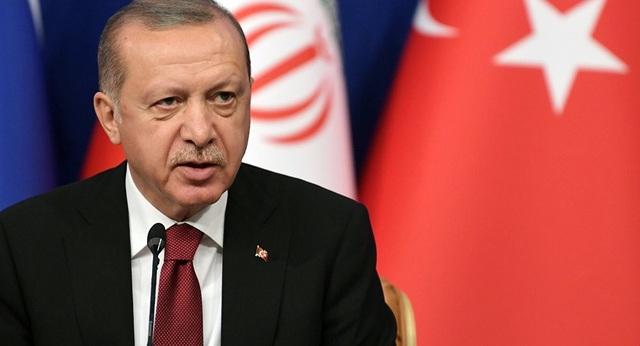Tổng thống Thổ Nhĩ Kỳ Recep Tayyip Erdogan (Ảnh: Sputnik)