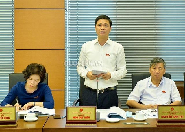 Phó Chủ tịch Tổng LĐLĐVN Ngọ Duy Hiểu
