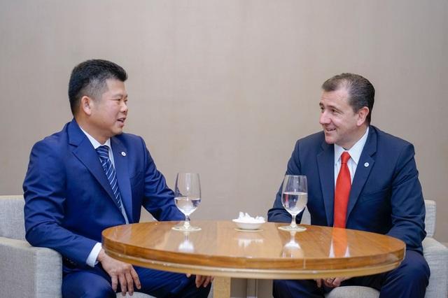 Ông Nguyễn Quang Hiển, Tổng giám đốc công ty Johnson Controls-Hitachi Air Conditioning Việt Nam chia sẻ về tầm nhìn công ty