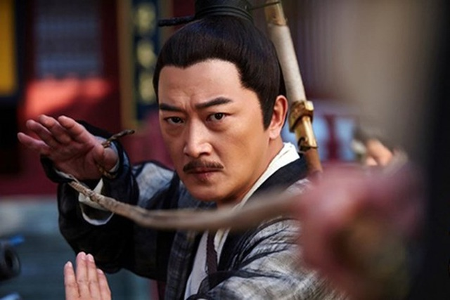 Khâu Xử Cơ được Kim Dung xây dựng hình ảnh là vị đạo sĩ có võ công thâm hậu