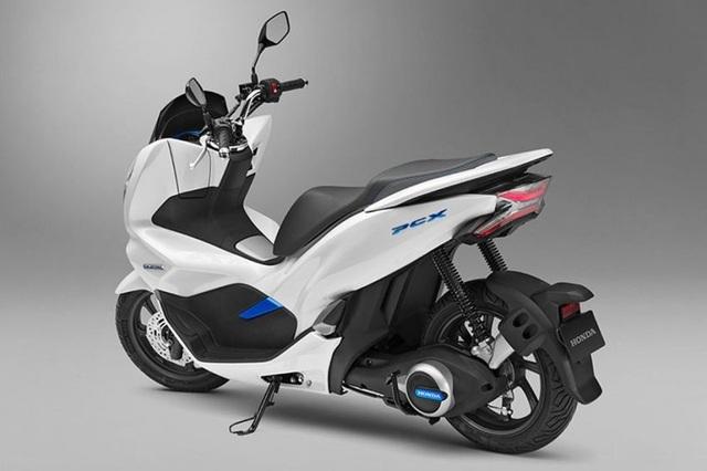 Honda bắt đầu bán xe PCX chạy hoàn toàn bằng điện - 7