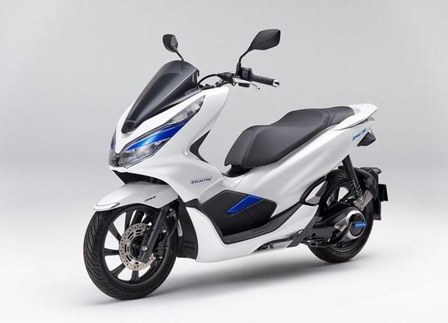 Honda bắt đầu bán xe PCX chạy hoàn toàn bằng điện - 5