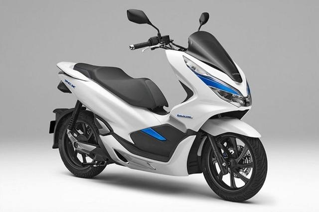 Honda bắt đầu bán xe PCX chạy hoàn toàn bằng điện - 1