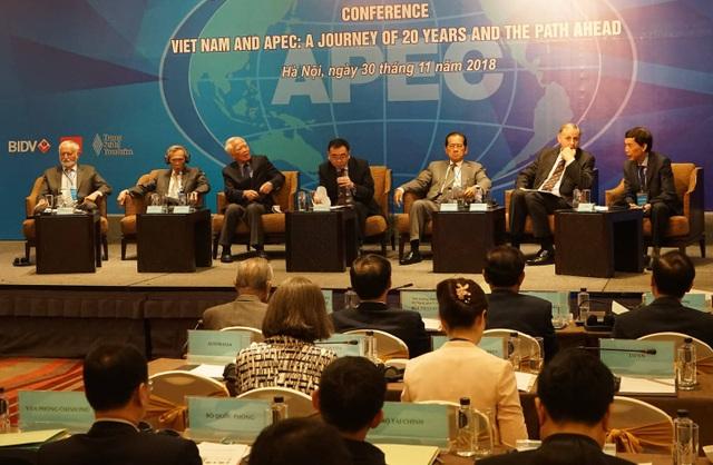 Việt Nam đã đi qua chặng đường 20 năm gia nhập APEC