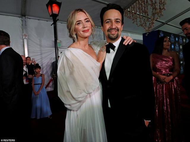 Cặp đôi diễn viên kết hôn vào năm 2010 và có với nhau 2 con gái