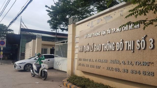 Khu quản lý giao thông đô thị số 3 (đơn vị quản lý cây xanh trên địa bàn quận 12, thuộc Sở Giao thông Vận tải TP.HCM) cũng chưa trả lời báo chí về vụ việc hàng loạt cây xanh bị bức tử.