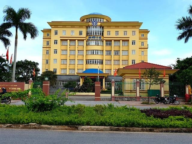 Tính đến cuối tháng 10/2018, trên địa bàn tỉnh Quảng Bình có hơn 2.000 đơn vị nợ BHXH, bảo hiểm y tế (BHYT), bảo hiểm thất nghiệp (BHTN) với số tiền khoảng 160 tỷ đồng.