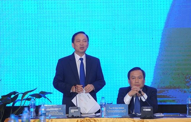 Phó Thống đốc Ngân hàng Việt Nam Đào Minh Tú
