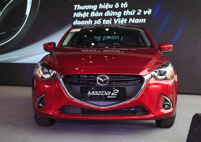 Mazda2 nhập khẩu có giá từ 509 triệu đồng - 1