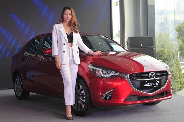 Mazda2 nhập khẩu có giá từ 509 triệu đồng - 5
