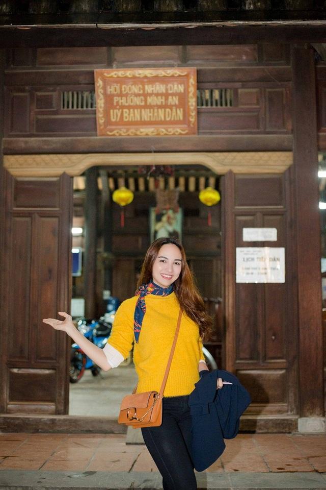 Ngọc Diễm đăng quang Hoa hậu Du lịch Việt Nam 2008. Sau đó cô đại diện quốc gia tham dự Hoa hậu Du lịch Quốc tế. Năm 2009, cô từ chối lời mời đại diện Việt Nam thi Hoa hậu Hoàn vũ Thế giới và Hoa Hậu Thế giới để tập trung cho việc học năm cuối tại trường ĐH Ngoại Thương.