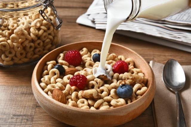 Người mắc bệnh gút nên ăn ngũ cốc nguyên hạt